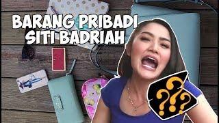 Gambar cover Ungkap Barang Pribadi Milik Siti Badriah - What's On Bag Sibad #WhatsOnBag