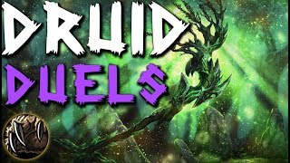world of warcraft classic druid pvp - TH-Clip
