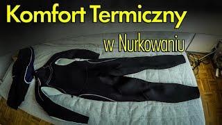 Komfort Termiczny, Czyli Pianka Nurkowa - Sprzęt Nurkowy #05