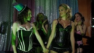 FISHNET - Sexy Burlesque Lesbian Comedy Film FULL MOVIE