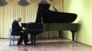 Игорь Оловников - Адажио Альбинони (транскрипция для фо-но И. Оловникова)