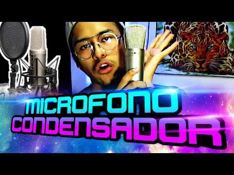 COMO PRODUCIR!!! MICROFONOS DE CONDENSADOR!!!