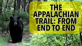 Evan's Appalachian Trail Thru-Hike: Full Documentary