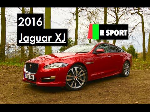2016 Jaguar XJ V6 R Sport Review – Inside Lane