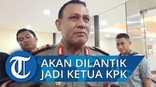 Ini Keinginan Komjen Firli Bahuri Jelang Jadi Ketua KPK
