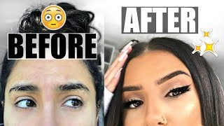 HOW TO GET PERFECT EYEBROWS EVERY TIME! Quick & Easy Routine