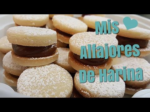 ALFAJORES CON SOLO 4 INGREDIENTES! l Peruvian Cookies -English Subtitles