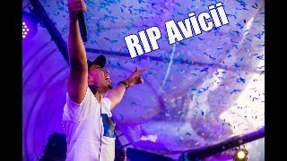 Afrojack pays tribute to Avicii @ Tomorrowland 2018