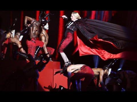 Image video La chute de madonna