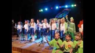 preview picture of video 'Świat muzyką malowany - Dzień Ziemi - PSP 3 Grodków'