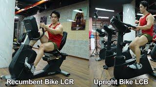 Sole LCR và LCB - Hướng Dẫn Đạp Xe Giảm Cân Đơn Giản Hiệu Quả