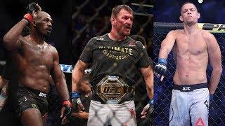 Итоги UFC 241, Нейт Диаз о следующем сопернике, Джон Джонс назвал величайшего тяжа в истории
