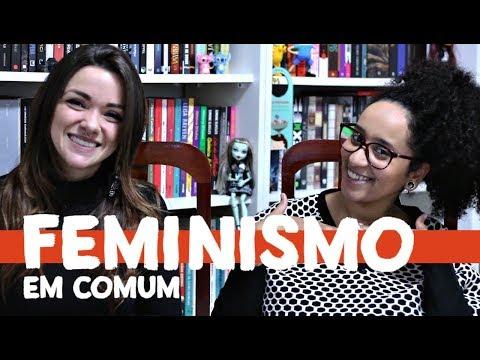 FEMINISMO EM COMUM | um Bate-Papo | Part. Mariana Janeiro