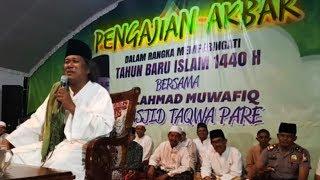 Pengajian Akbar Gus Muwafiq Di Pare, Kediri Oktober 2018
