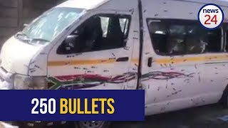 """Eleven people are confirmed dead in an ambush shooting on the R74 in KwaZulu-Natal, which is now being investigated as an incident of taxi violence, police said on Sunday.  """"We have dispatched our taxi violence unit to the scene,"""" said police spokesperson Brigadier Jay Naicker.  On Saturday night, a minibus taxi from Gauteng was travelling from a funeral at Ematimatolo back to Johannesburg, along the R74 road between Colenso and Weenen, when it was ambushed by a group of people.  """"We have dispatched our taxi violence unit to the scene,"""" said police spokesperson Brigadier Jay Naicker.  On Saturday night, a minibus taxi from Gauteng was travelling from a funeral at Ematimatolo back to Johannesburg, along the R74 road between Colenso and Weenen, when it was ambushed by a group of people."""