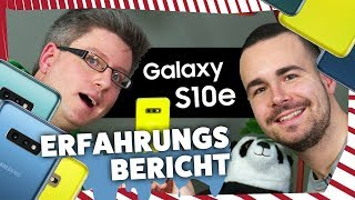Samsung Galaxy S10e - Unser Erfahrungsbericht (Deutsch)