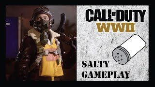 SALTY GAMEPLAY COD WW2