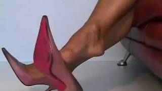 Sophia Mature Feet 1/2