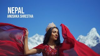 Anushka Shrestha - Full Introduction (Miss World Nepal 2019)