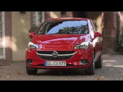 Opel Corsa 5 Doors Хетчбек класса B - рекламное видео 1