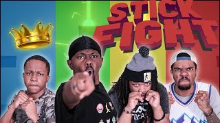 The Crown Is Up For Grabs! Who Will Be Stick Fight Champion!? (Stick Fight)