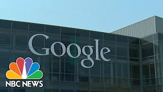 Google Faces Antitrust Lawsuit From Justice Department And 11 States | NBC Nightly News