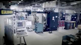 Guhring corporate video (British English)