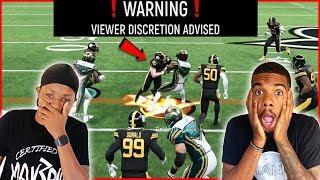 Viewer Descretion Advised: The Game The He Doesn't Want ANYONE To See! (MUT Wars Season 4 Ep.34)