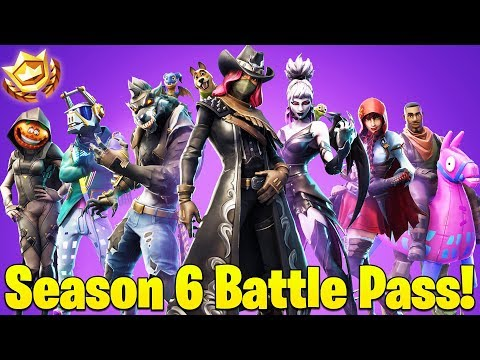 Streamers React To Season 6 Battle Pass All Tiers Pets And Secret