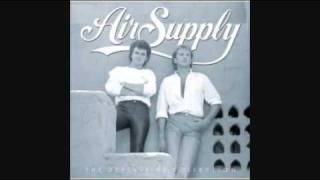 AIR SUPPLY - I WANT TO GIVE IT ALL 1981