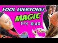 """Easy magic trick """"how to"""" for kids! Fool everyone! (the Rattle Box!)"""