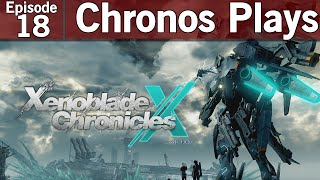 Xenoblade Chronicles X Episode #18 - Ties that Bind [Blind Let's Play, Playthrough]