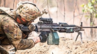 Amazing Army Training That Looks like Real Battlefield | U.S. Army Infantry Division