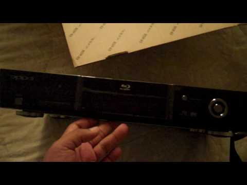 Oppo BDP-83 Blu Ray/Universal Disc Player - Unboxing Mp3