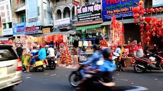 2018越南胡志明市迎新春.喜氣洋洋