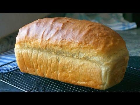 Prepara Un Pan De Molde Fácil Con Harina Común