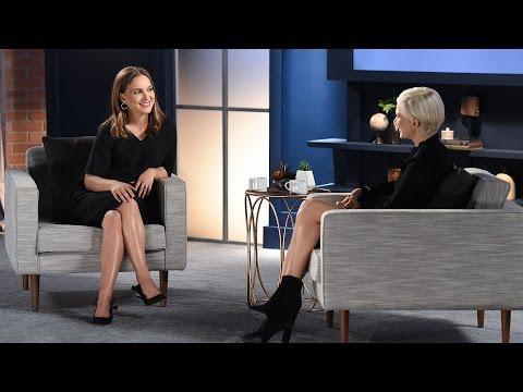 Natalie Portman, Michelle Williams Discuss Being Child Actors