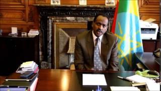 Interview of Teshome Toga, Ethiopian Ambassador in Brussels - በብራሰልስ የኢትዮጵያ ዐምባሳዶር ተሾመ ቶጋ ጋር የተደረገ ቃ
