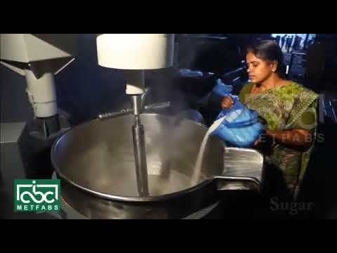 Food Processing Machine ( Sweets And Spicy Dishes)