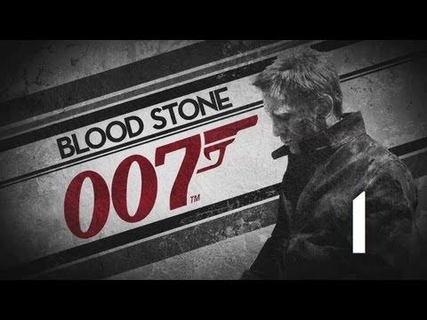 Прохождение James Bond 007: Blood Stone: Часть 1 [Греко]