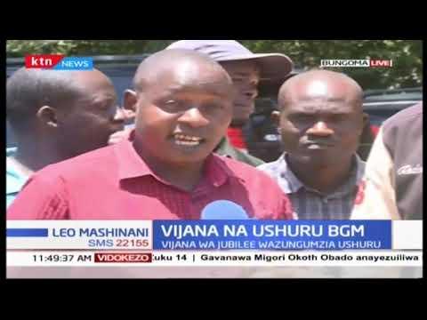 Vijana wa Jubilee wazungumzia ushuru