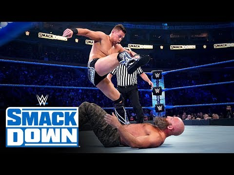 Tommaso Ciampa vs. The Miz: SmackDown, Nov. 1, 2019