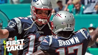 Ryan Clark: The Patriots aren't better off without Antonio Brown | First Take