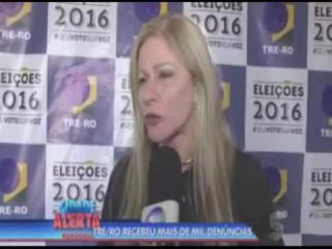 TRE-RO já recebeu mais de mil denúncias  - Gente de Opinião