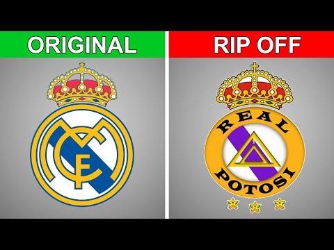 Football Clubs Who STOLE Their BADGE!