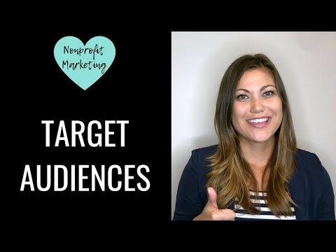 mp4 Target Market Non Profit Organization, download Target Market Non Profit Organization video klip Target Market Non Profit Organization