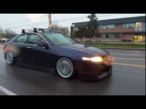 Static Acura TSX ASPEC on Lexus SC430 wheels