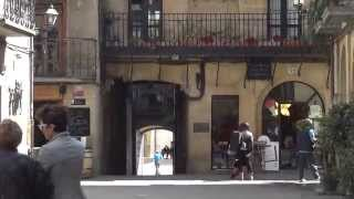preview picture of video 'Panorámica de Laguardia - Rioja Alavesa (Abril 2014)'