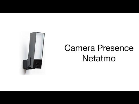 camera NOC01FR NETATMO