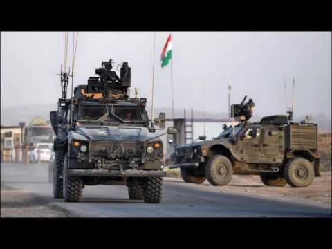 Kurdish Special Forces 2017 - Kurdistan